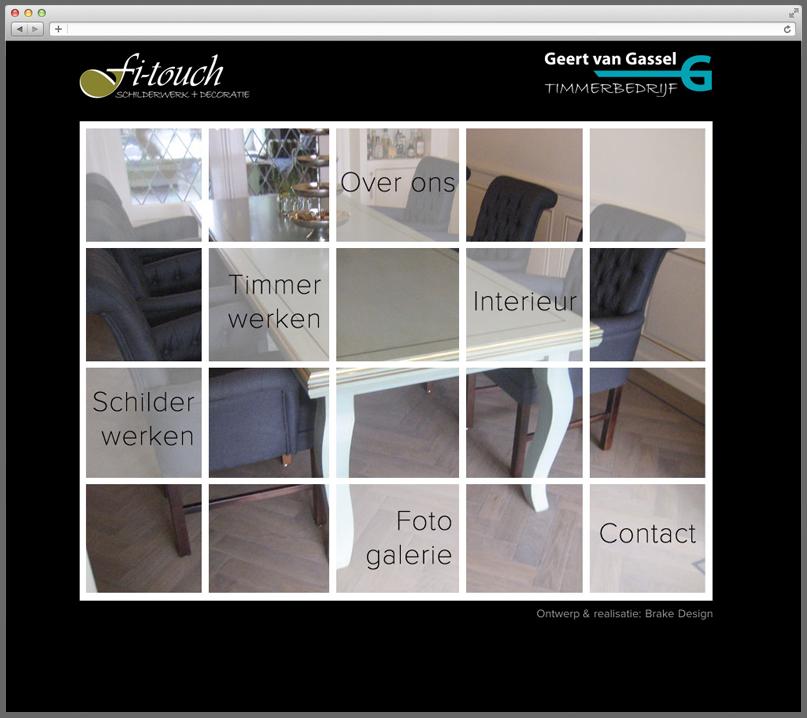 Geert van Gassel & Fi-touch