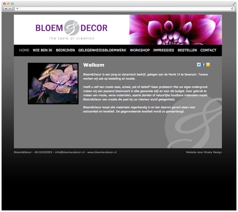 Bloem & Decor Sevenum
